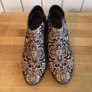 Sam Edelman Tapestry Booties